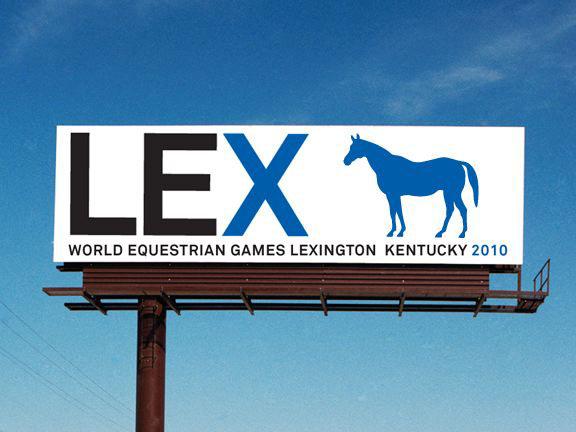 billboard of big blue