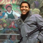 Young Obama vs. The DIA Apocalypse Murals.