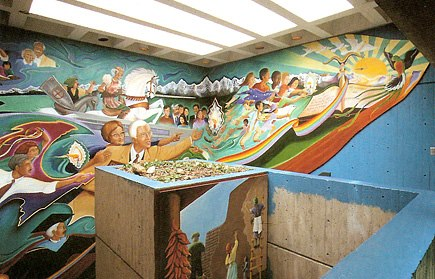 A leo tanguma facebook album the dia conspiracy files for Dia mural artist