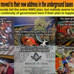 CIA, DIA, underground base